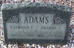 Amanda Maude Adams
