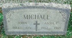 Anna E <i>Berchtold</i> Michael