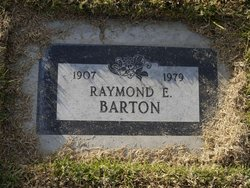 Raymond Everett Barton