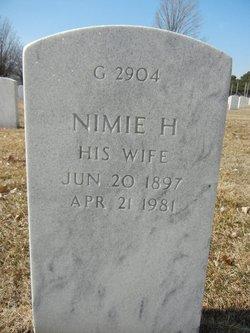 Nimie H. <i>Kallgren</i> Anderson