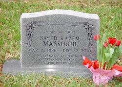 Sayed Kazem Kazem Massoudi