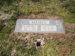 Grace M. <i>Schumacher</i> Mahle