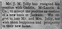 James Marion Jolly