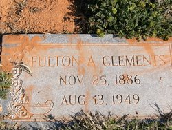 Fulton Adolphus Clem Clements