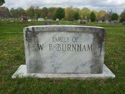 Effie <i>Candler</i> Burnham