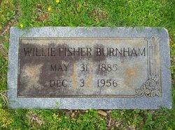 Willie Fisher Burnham