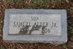 Samuel Sam Alder, Jr
