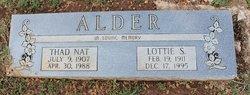 Thad Nat Alder