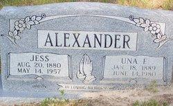 Una Frances <i>Richardson</i> Alexander