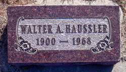Walter August Haussler
