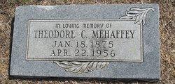 Theodore Claudius Mehaffey