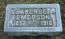 Clarence A. Emerson