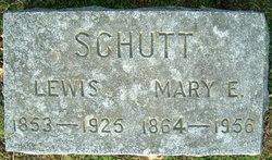 Mary Ellen <i>Wilson</i> Schutt
