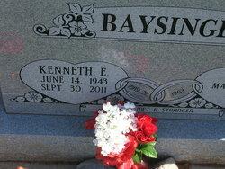 Kenneth Edward Baysinger, Sr
