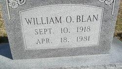 William Oscar Blan