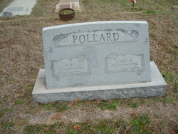Marie Ella <i>Wallace</i> Pollard