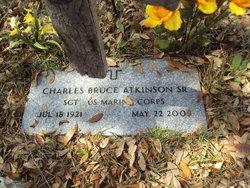 Charles Bruce Atkinson, Sr