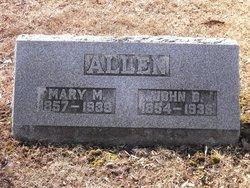 Mary Margaret <i>Mulholland</i> Allen
