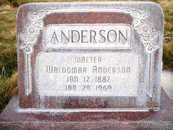 Walter Waldomar Anderson
