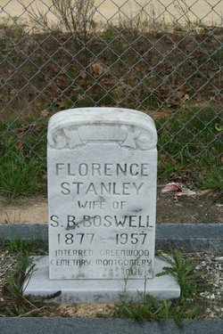 Florence <i>Stanley</i> Boswell