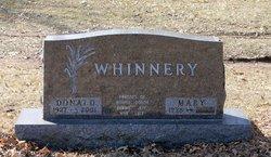 Donald Everett Whinnery
