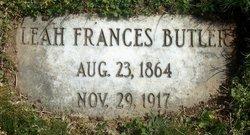 Leah Frances Butler