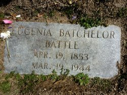 Eugenia <i>Batchelor</i> Battle