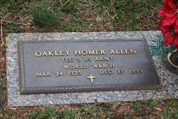 Oakley Homer Allen