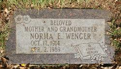 Norma Elizabeth <i>Beese</i> Wenger