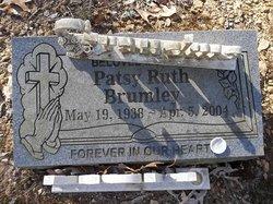 Mrs Patsy Ruth <i>Edgar</i> Brumley