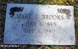 Mary Leona <i>Dixon</i> Brooks