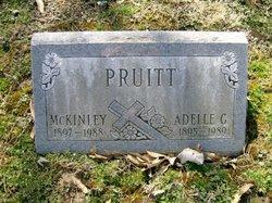Adelle G Pruitt
