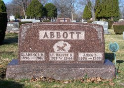 Clarence Roscoe Abbott