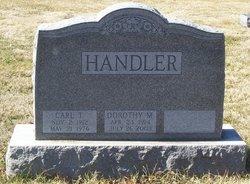Carl T. Handler