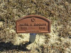 Mattie Belle <i>Edenfield</i> Crockett