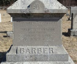 Alberta Harriet <i>Barber</i> Arnold