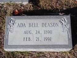 Ada Bell Deason