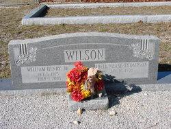 William Henry Wilson, Jr
