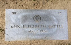 Ann Elizabeth Battle