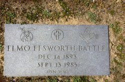 Elmo Elsworth Battle