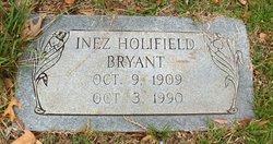 Inez <i>Holifield</i> Bryant