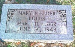 Mary Frances <i>Hayden</i> Bolds