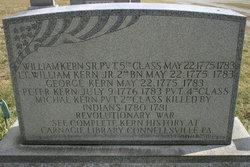 William Kern, Sr
