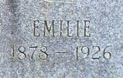 Emily Marcia Mealie Beckman