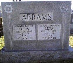 Lena <i>Bloom</i> Abrams