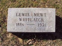 Lewis Newt Whitlatch