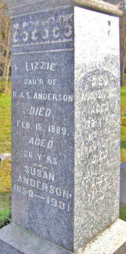 Elizabeth Lizzie Anderson