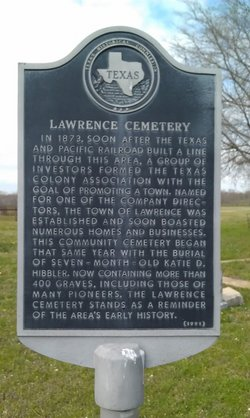 Lawrence City Cemetery