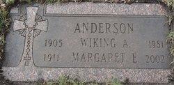Margaret E Anderson