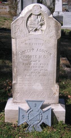 Dr Joseph Addison Jones